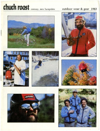 Chuck Roast Outdoor Wear & Gear, 1983