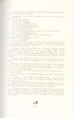 1909 A.C.U. Graduate Yearbook, Page 153