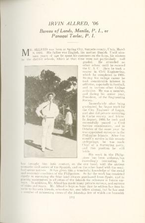 1909 A.C.U. Graduate Yearbook, Page 23
