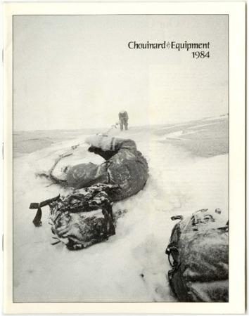 Chouinard Equipment, 1984