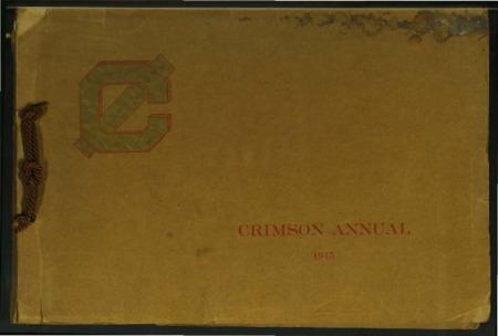 The Crimson Annual, 1915