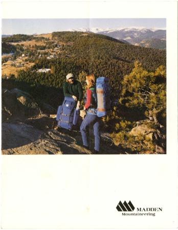 Madden Mountaineering, 1981