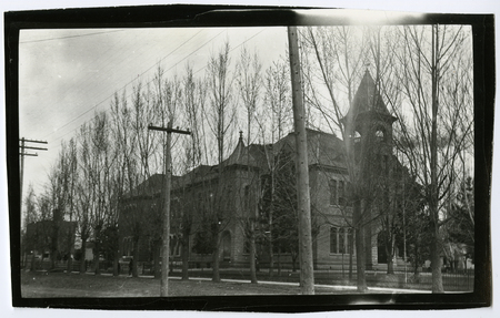 Woodruff school Logan, Utah (March 23, 1908)