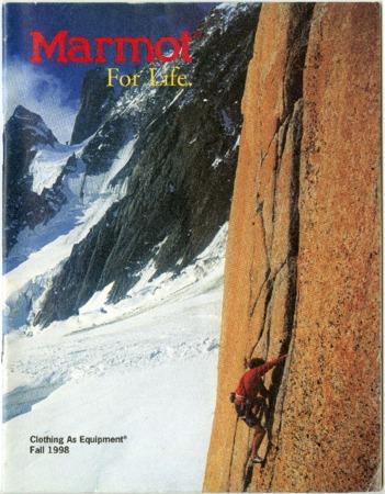 Marmot Mountain Works, Fall 1998