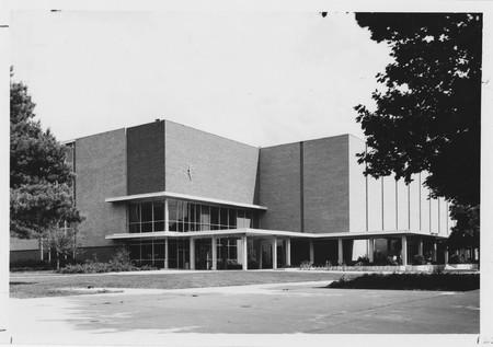 Merrill Library, 1978