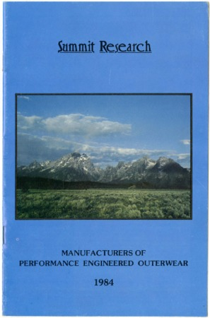 Summit Research, 1984