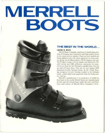 Merrell, 1985