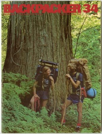 Backpacker 34, 1979