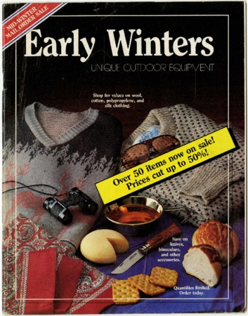 Early Winters, Unique Outdoor Equipment, 1983