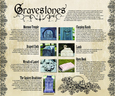 Gravestones Graphic