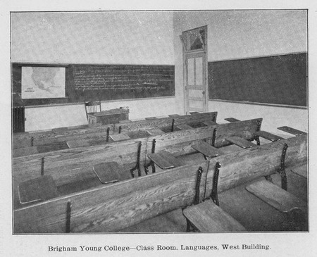 West Building - Classroom