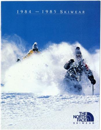The North Face, Skiwear, 1984-1985