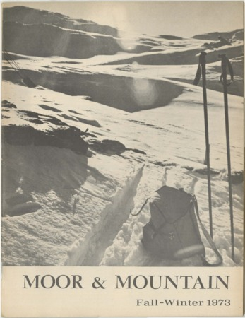 Moor & Mountain, Fall/Winter 1973