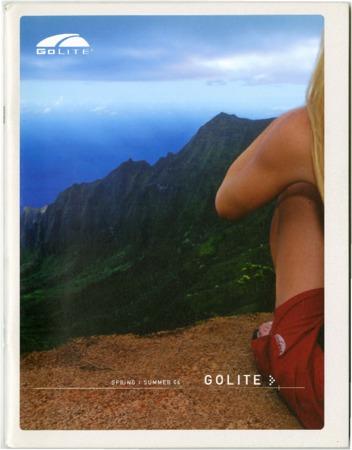Golite, Spring/Summer 2004