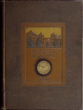 The Crimson Annual, 1920