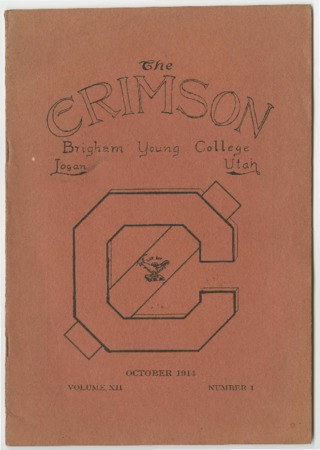 The Crimson, October 1914