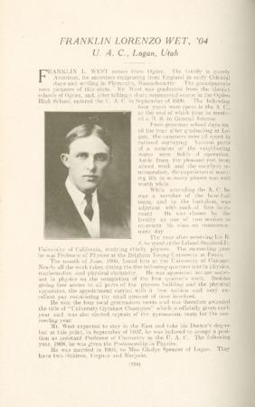 1909 A.C.U. Graduate Yearbook, Page 226