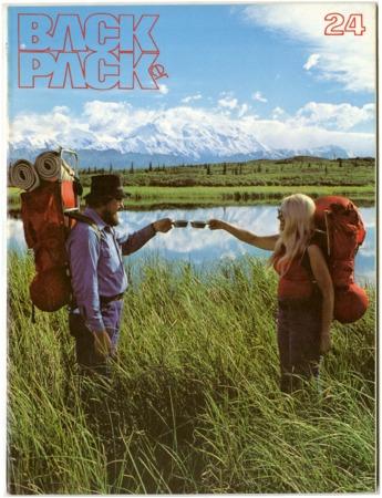 Backpacker 24, 1977