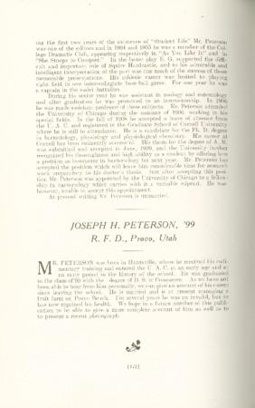 1909 A.C.U. Graduate Yearbook, Page 172