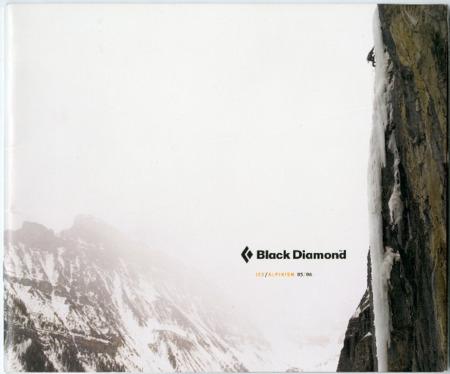 Black Diamond, Ice/Alpinism 2005