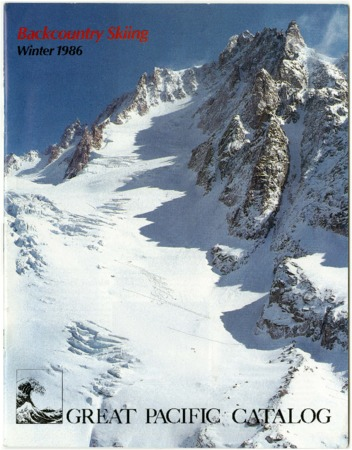 Great Pacific Iron Works, Backcountry Skiing, Winter 1986