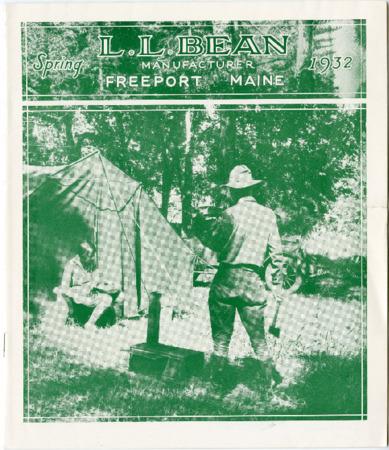 L.L. Bean, Spring 1932