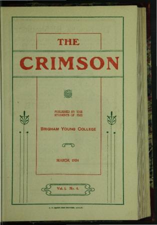 The Crimson, March 1904