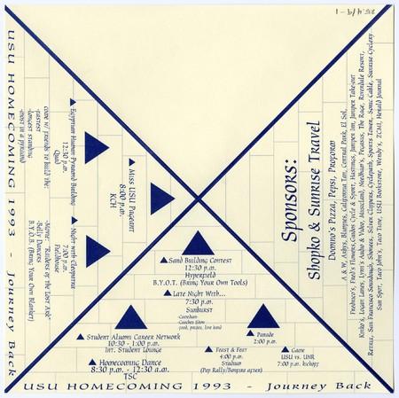 1993 pyramid tabletop advertisement