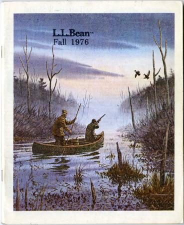L.L. Bean, Fall 1976
