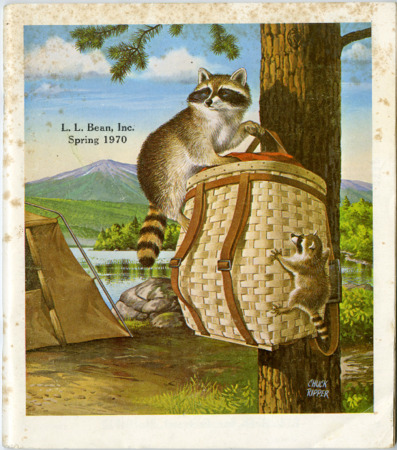 L.L. Bean, Spring 1970