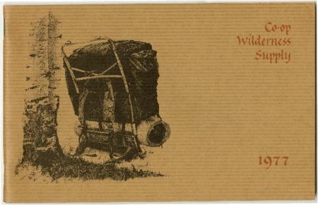 Co-op Wilderness Supply, 1977