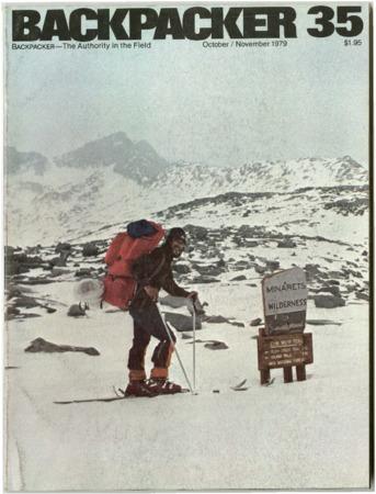 Backpacker 35, 1979