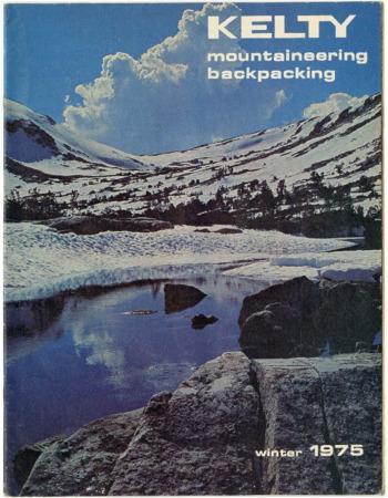 Kelty, Winter 1975