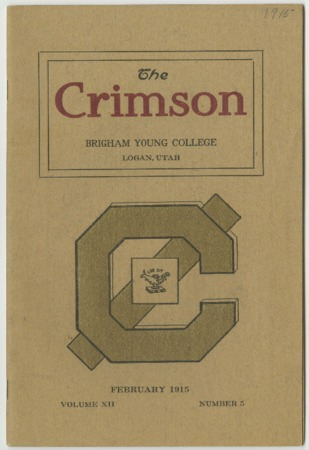 The Crimson, February 1915