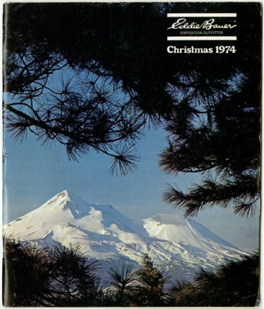 Eddie Bauer Expedition Outfitter, Christmas 1974