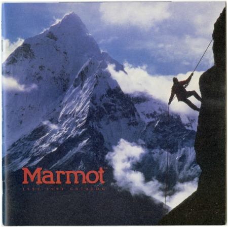 Marmot Mountain Works, 1991-1992