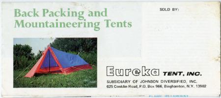 Eureka, 1976