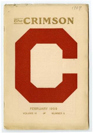 The Crimson, February 1909