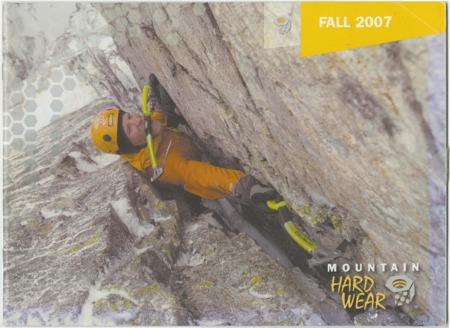 Mountain Hardwear, Fall 2007