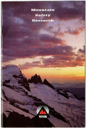 Mountain Safety Research, 1996