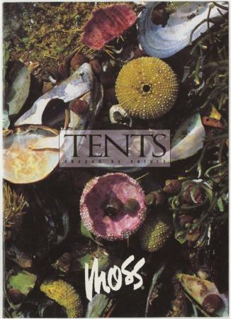 Moss Tent Works, catalog, 1993