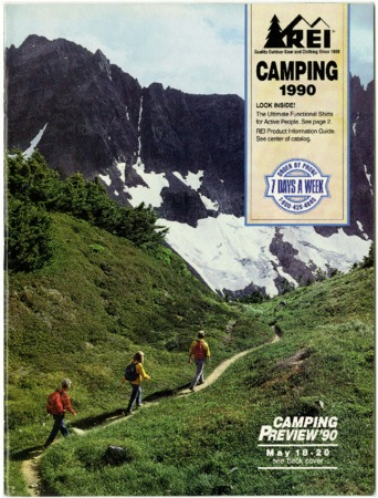 Recreational Equipment, Inc., Camping, 1990