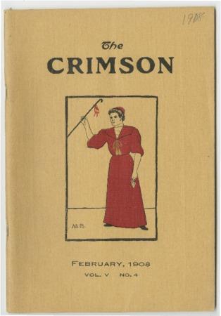 The Crimson, February 1908