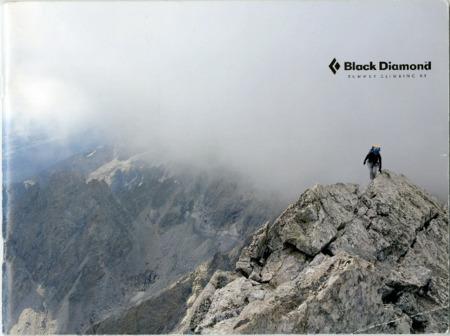 Black Diamond, Summer Climbing 2008