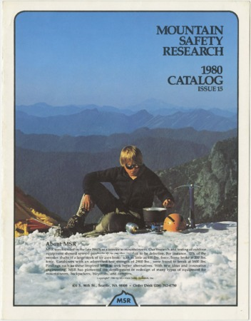 Mountain Safety Research, 1980