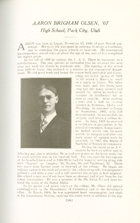 1909 A.C.U. Graduate Yearbook, Page 165