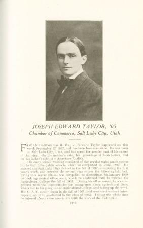 1909 A.C.U. Graduate Yearbook, Page 213