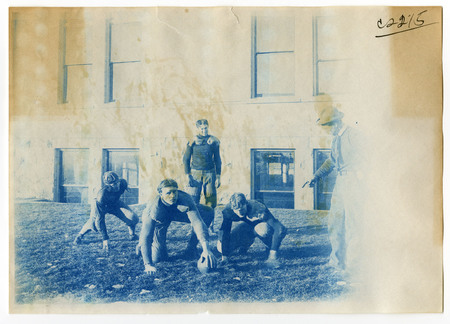 1896-1916 Agricultural College of Utah Cyanotype 13