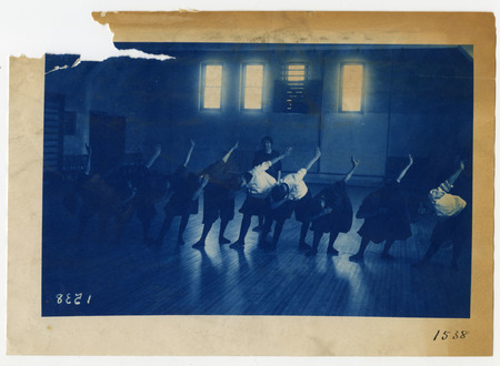 1896-1916 Agricultural College of Utah Cyanotype 35