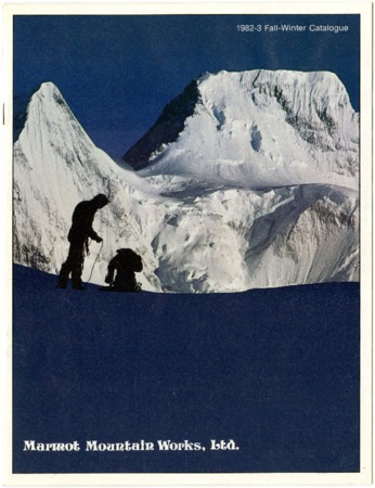 Marmot Mountain Works, Fall/Winter 1982-1983